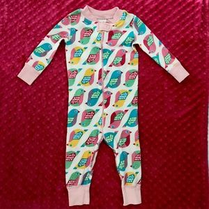 Hanna Andersson Pajamas 9-18 months (size 70)